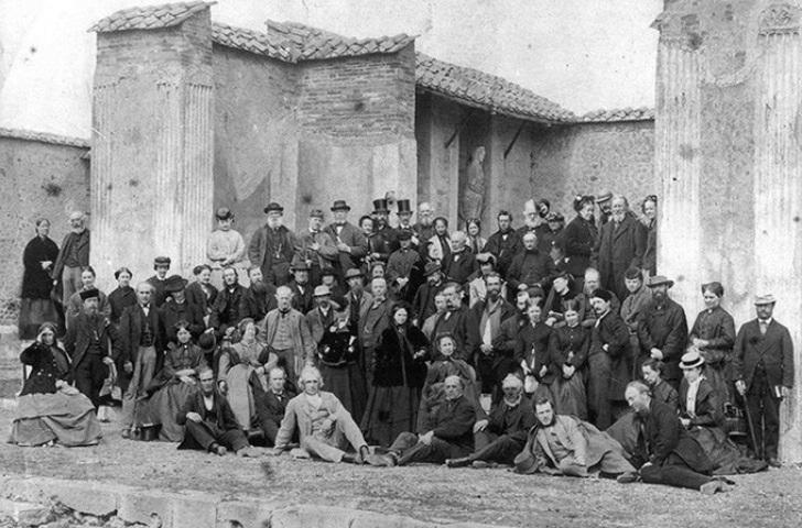 Участники тура, 1866 г