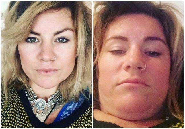 Девушки на своем примере показали всю суть красивых фото в социальных сетях