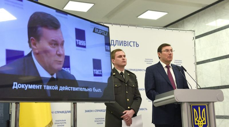 Экс-охранник Януковича: Для принудительной посадки вертолета с экс-президентом могли применить боевую авиацию - Цензор.НЕТ 1299
