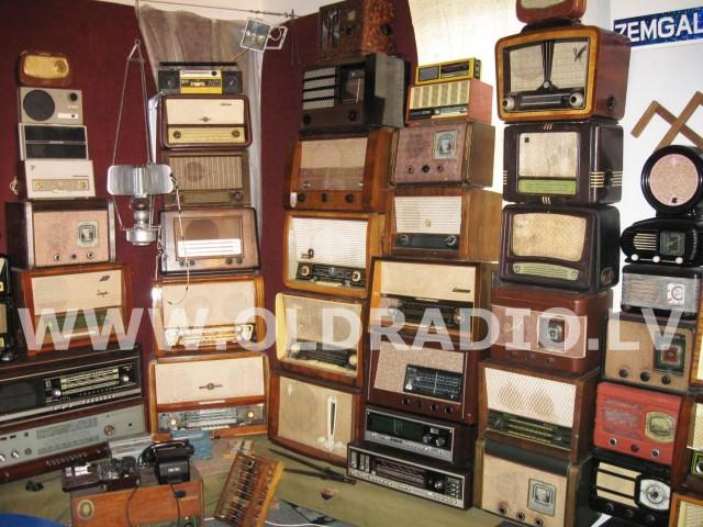 радиоприёмник латвийского