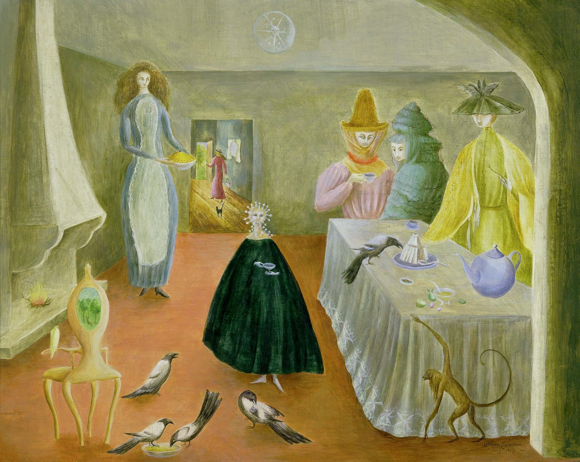 Leonora_Carrington_The_Old_Maids_1947_UEA27