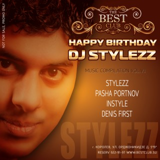 DJ Stylezz (Buro, Soho Rooms)