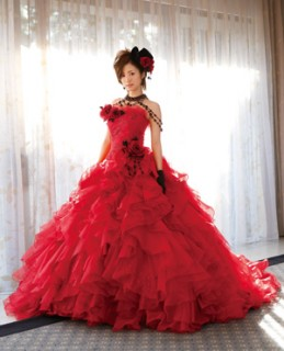 Fashion Confessions: Aya Ueto's complete wedding dress line ...
