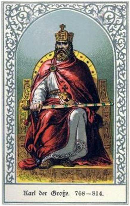 Карл I Великий — император Запада
