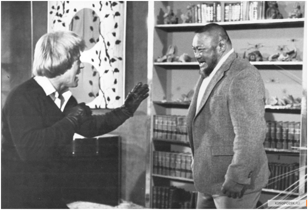 «Око за око» с Чаком  Норрисом, 1981 г.