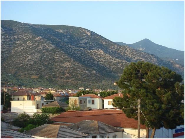 Магнисия, Греция