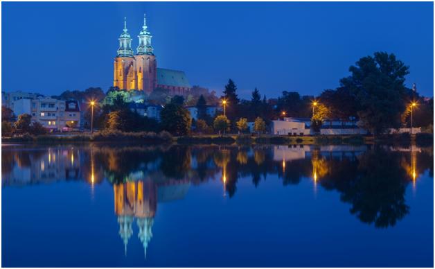 Кафедральный собор г.Гнезно