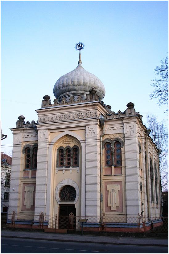 Кенасса в Вильнюсе