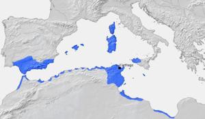 Карфаген и его колонии