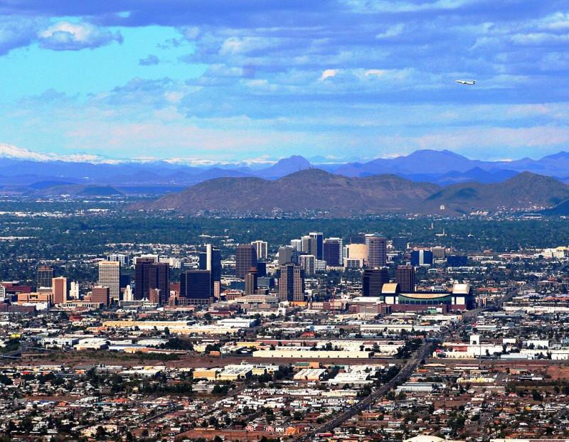 Финикс, Аризона