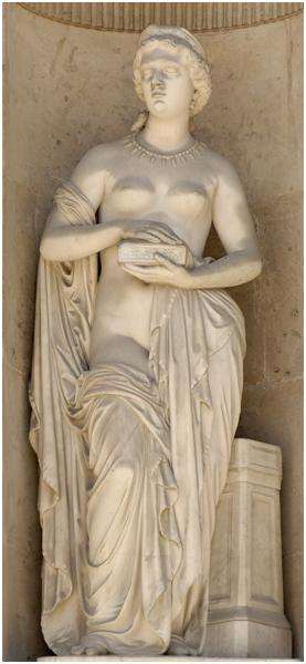 Pandora (1861), by Pierre Loison (1816-1886).