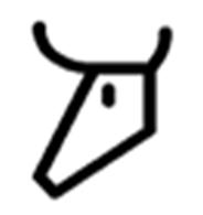 Протосемитская «бычья голова»