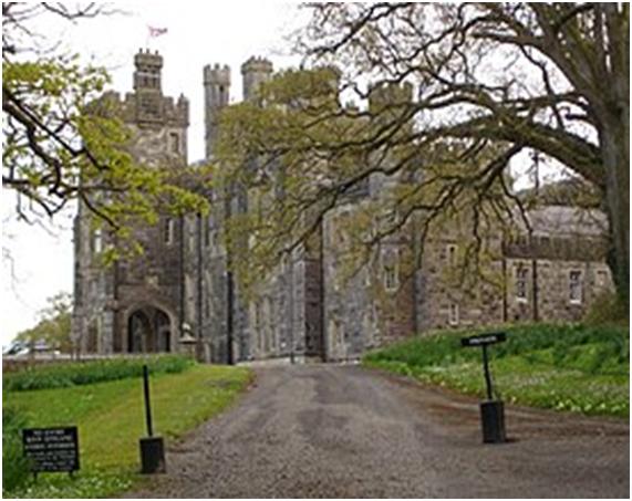 Замок Кром, Ирландия