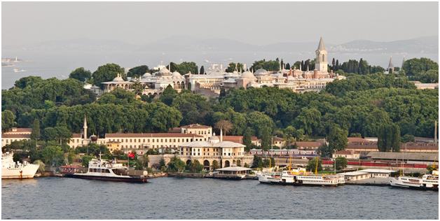 Топкапы (арх. Сераль), Стамбул, Турция
