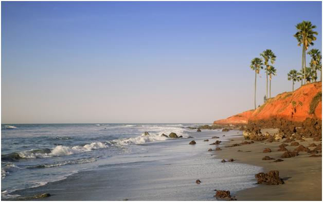 Побережье Гамбии