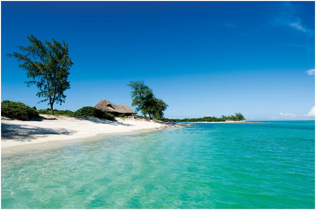 На побережье Мозамбика