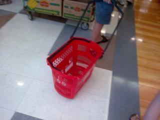 cart/basket mix!