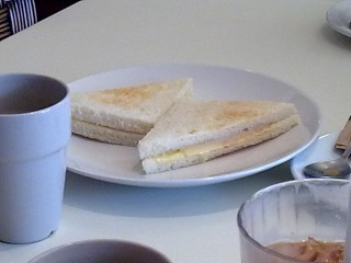 Buttered Toast