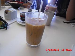 奶茶 (milke tea)