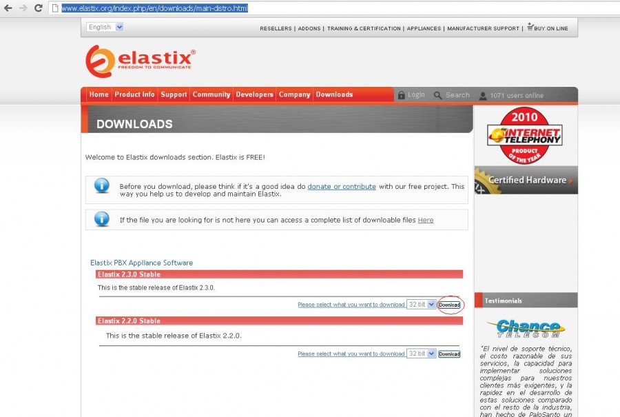 It Ip Pbx Elastix