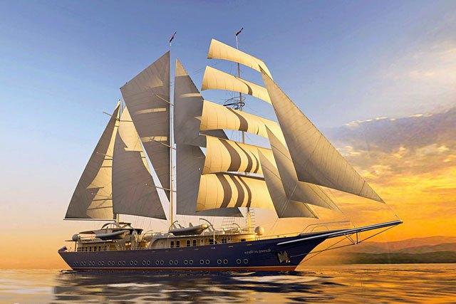 Картинки бегущая по волнам корабль