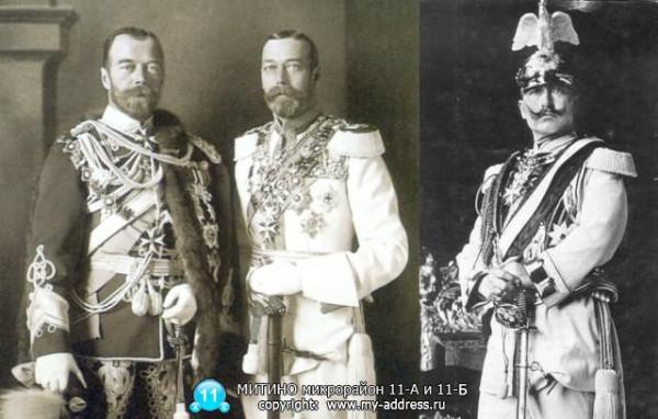 Флаги государств мира перед Первой мировой войной. Часть 1