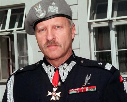 general Slavomir Petelicki