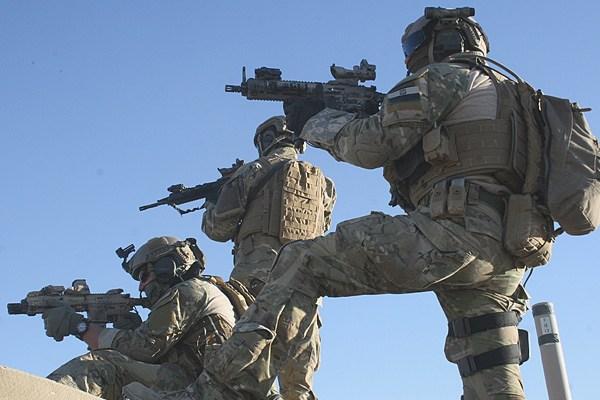 Гром в Ираке