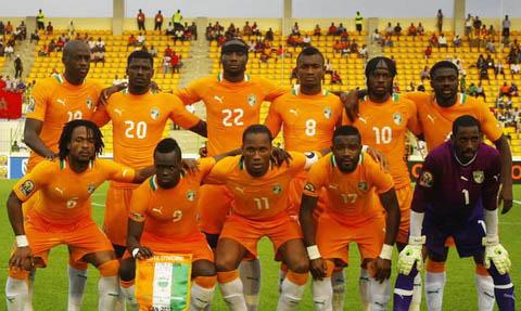 Сборная кот д ивуара по футболу состав