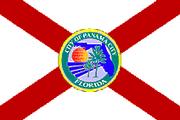 180px-Flag_of_Panama_City,_Florida