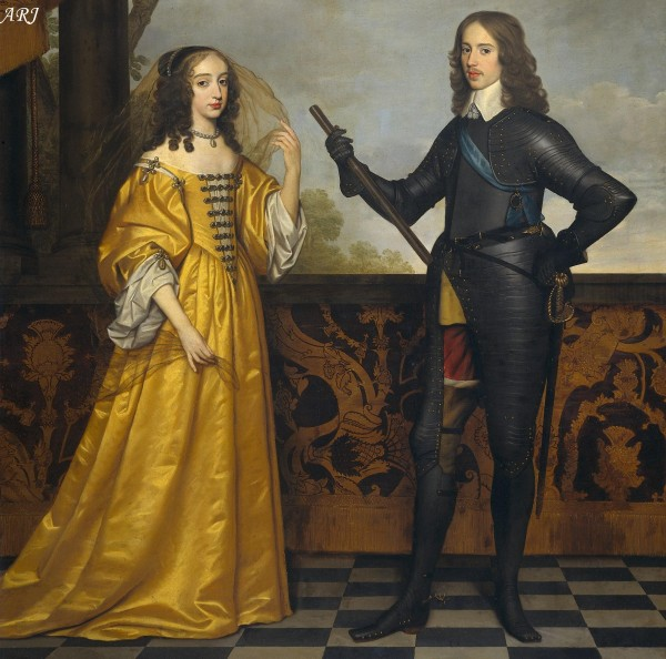 2-willem_ii_prince_of_orange_and_maria_stuart