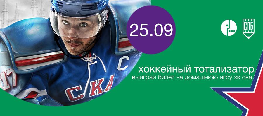 хоккей мегафон баннер 25