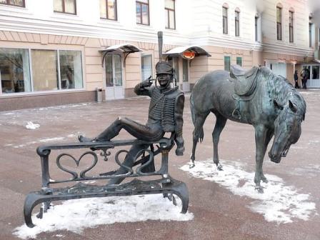 Памятник Ржевскому