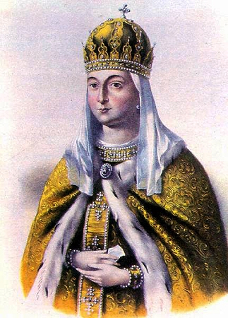 Пару слов о женах и подругах Ивана IV Васильевича... image001
