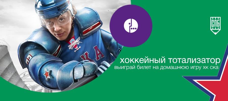 хоккей мегафон баннер 5