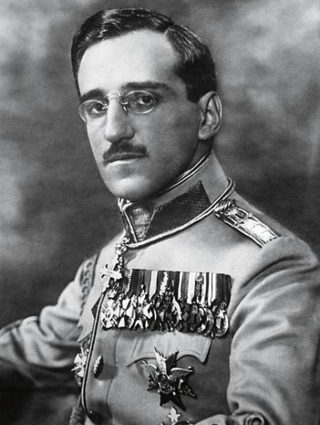 Король-Сербский-Александр-I