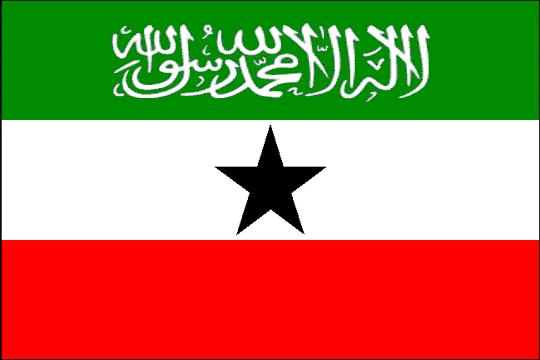 чей флаг зеленый белый красный