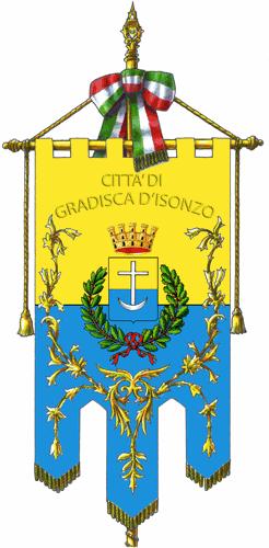 Gradisca_d'Isonzo-Gonfalone