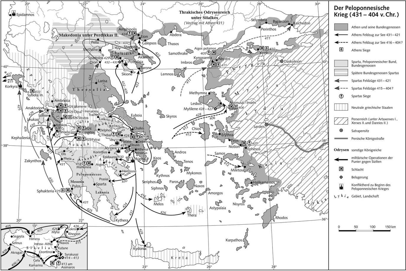 Peloponnesischer-Krieg