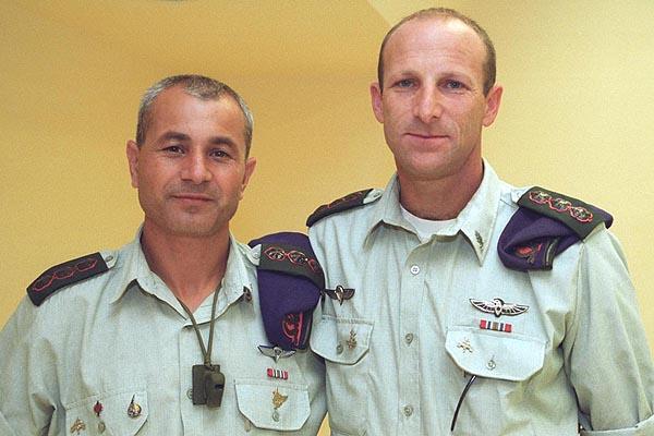 офицеры Шальдаг