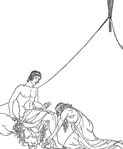 Ахилл и Приам