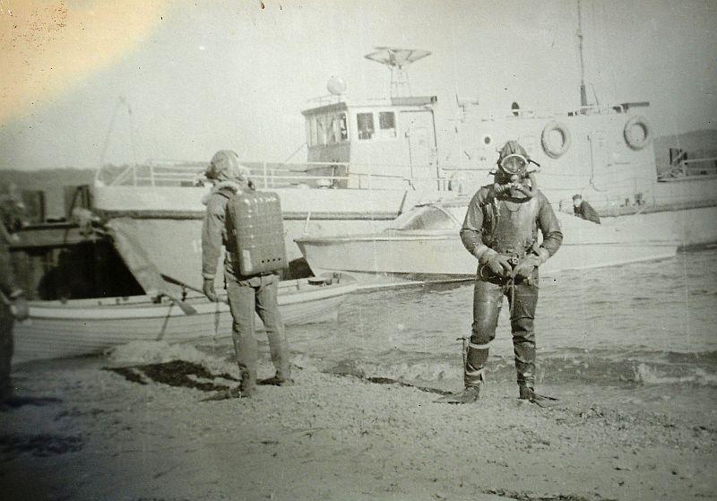 Спецназ ВМФ СССР