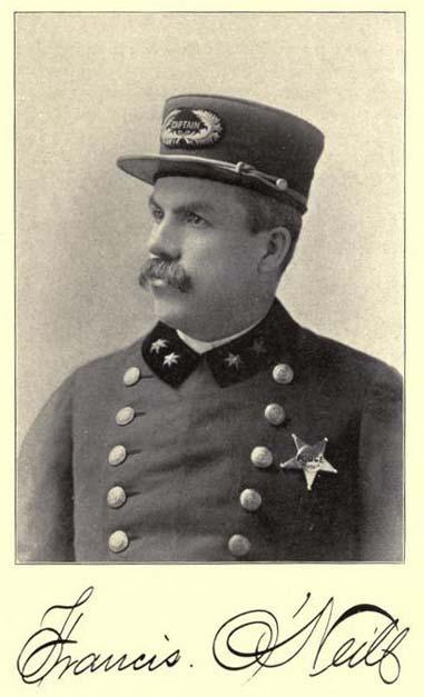 Police Captain Francis O'Neill