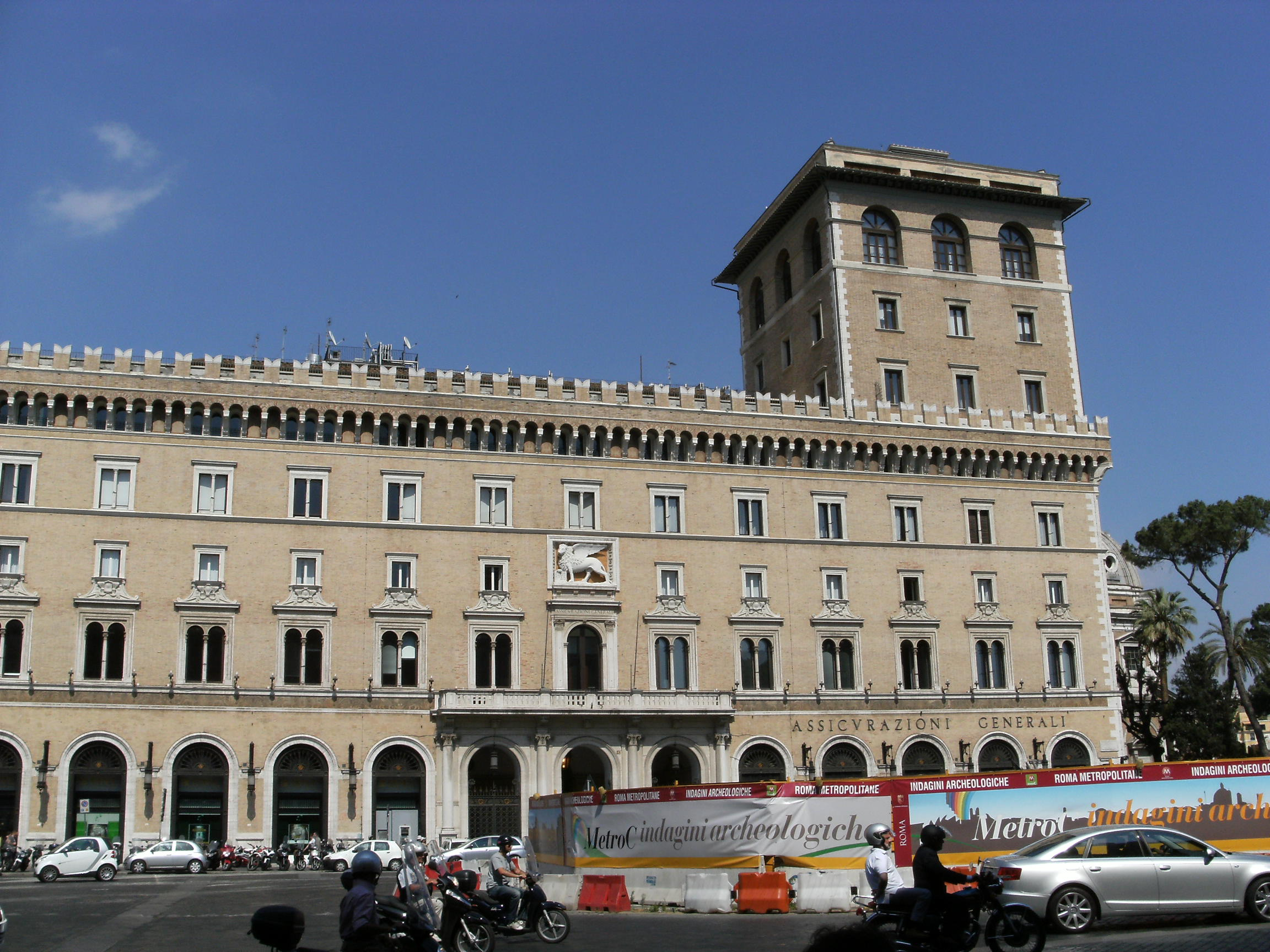 Палаццо_Венеция