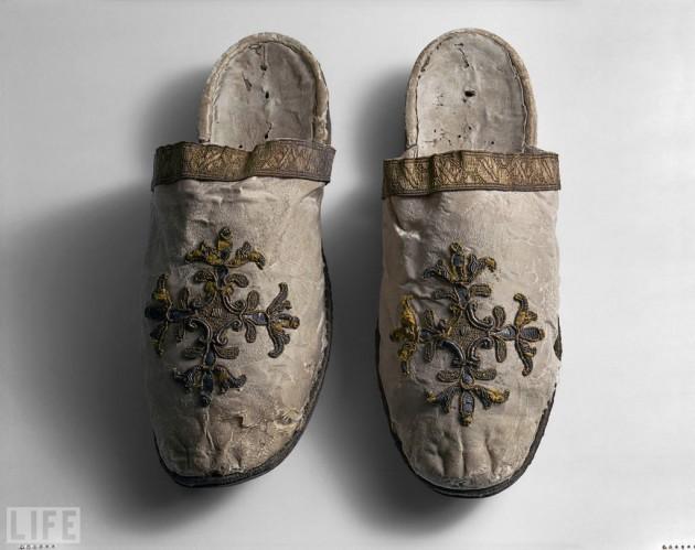 Туфли Климента XIII