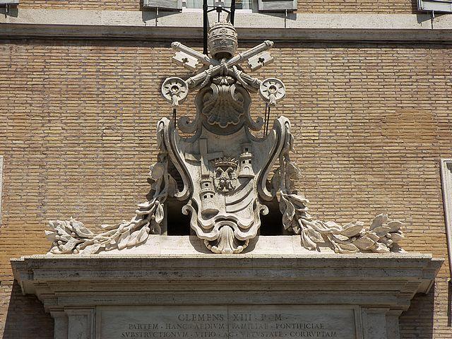 emblem-pope-Clemens-XIII