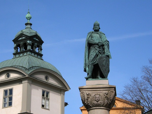 Ярл Биргер в Стокгольме