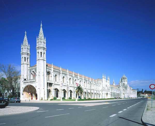 монастырь Жеронимуш, Португалия