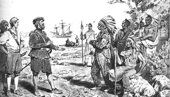 Ученые узнали откуда в Америку пришли первые поселенцы