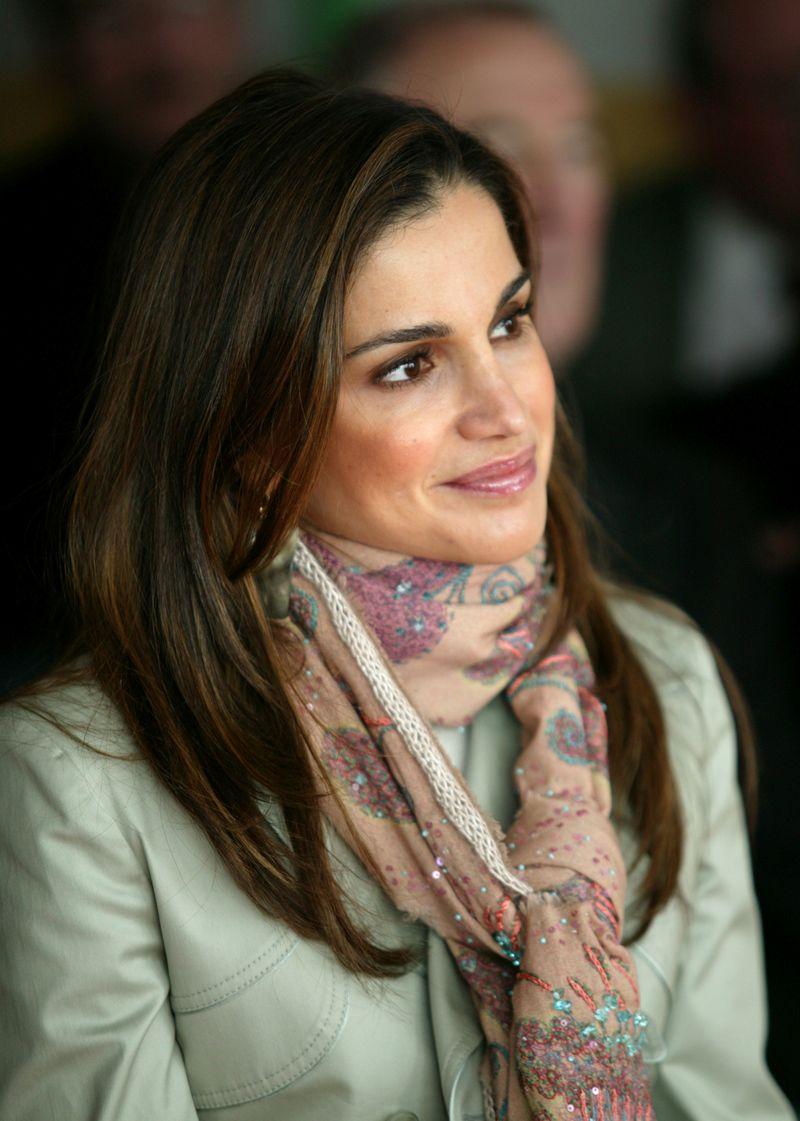 foto-foto-wanita-cantik-rania-al-abdullah-1